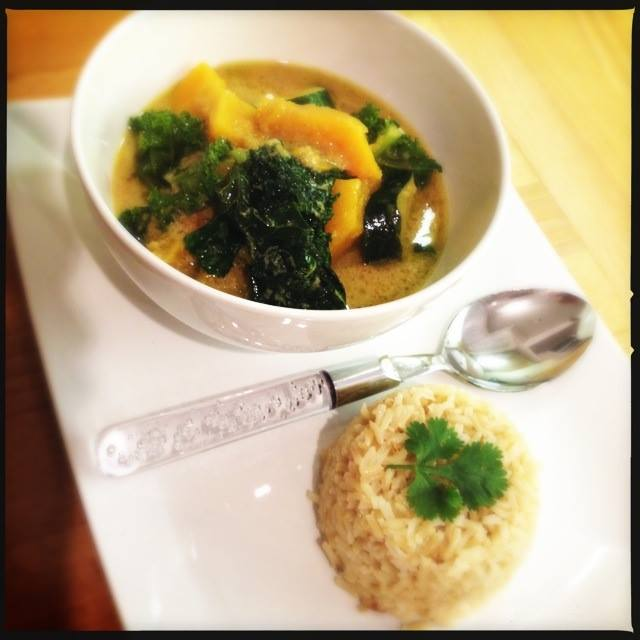 Autumn Detox Thai Curry Recipe