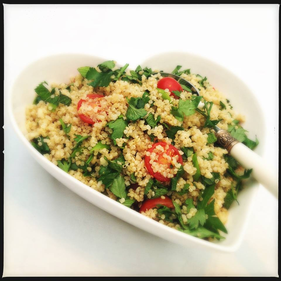 Summer Detox Tabbouleh recipe